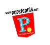 pure tennis logo